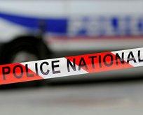 Fransada bıçaklı saldırı