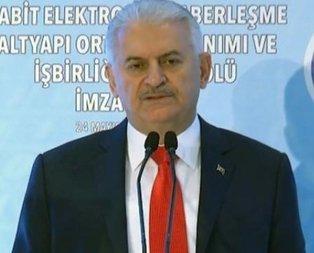 Başbakan Yıldırım açıkladı: 65 milyon kişi geçti