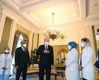 Başkan Erdoğan Dünya Sağlık Günü'nü kutladı