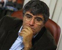 Hrant  Dink cinayetinde kilit isim tutuklandı