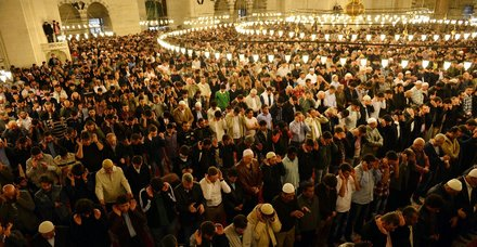 Cuma Vakti Istanbul Ankara Izmir De Cuma Saati Kacta 1