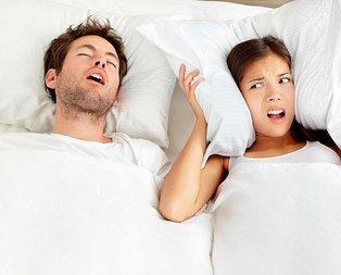 Uyku apnesi tüketir kalbi
