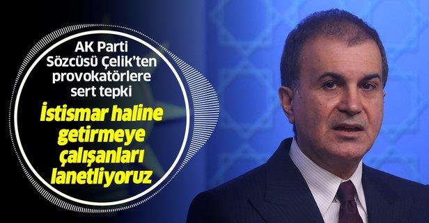 AK Parti Sözcüsü Çelik'ten Barış Çakan paylaşımı