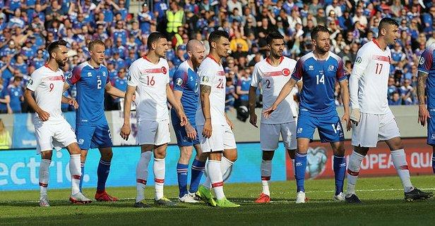 Türkiye-İzlanda maçı ne zaman?