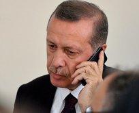 Cumhurbaşkanı Erdoğan Afrinden bilgi aldı