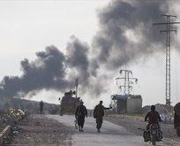 El-Bab'da bomba infilak etti!