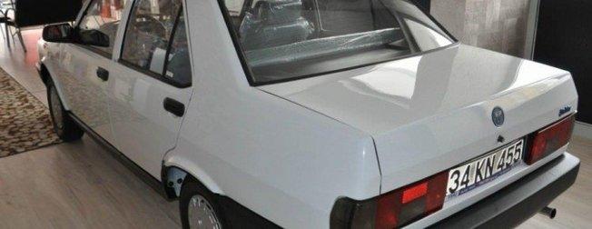 1994 model Şahin'i hangardan çıkardı! Teklif yağıyor...