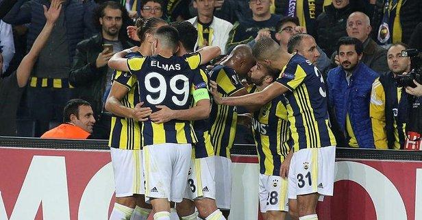 Fenerbahçe Alanya'yı ağırlıyor