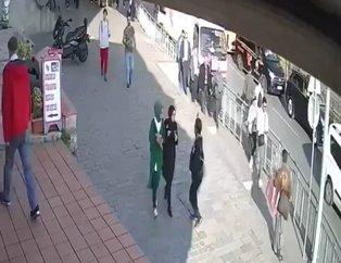 Başörtülü kıza saldıran kadın hakkında yeni detaylar ortaya çıktı! Komşuları konuştu