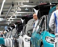 Koronavirüs Volkswagen'i de vurdu