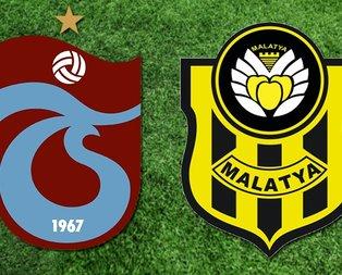 Trabzonspor Yeni Malatyaspor maçı ne zaman, saat kaçta?