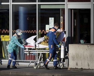 Son dakika: Fransa'da koronavirüsten ölenlerin sayısı 27 bin 74'e yükseldi