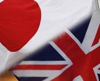 Japonya ile İngiltere arasında Ticaret Anlaşması