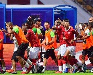 2019 Afrika Uluslar Kupası'nda Madagaskar son 16 turunda!
