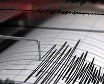 Akdeniz'de korkutan deprem! İlk açıklama geldi