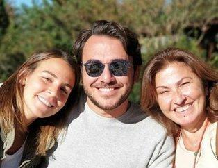 Aslışah Alkoçlar ile sevgilisi Altuğ Leblebici'nin aile saadeti! Altuğ Leblebici kimdir?