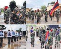 İşte Ermenistan cephesindeki PKK'lılar!