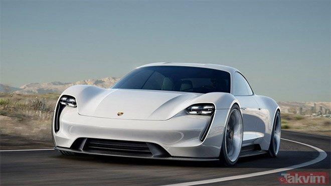 100 kilometreyi 4 dakikalık şarjla gidecek; Porsche Mission E Taycan