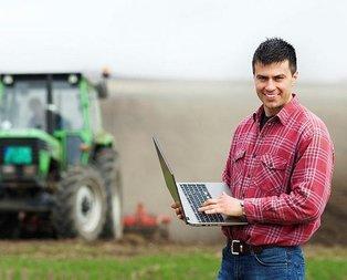 e-Çiftçi sistemi devrede