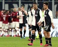 Juventus'ta ikinci koronavirüs şoku!