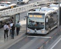 İstanbullulara metrobüs müjdesi!