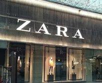 Patron kârda işçi 'Zara'rda