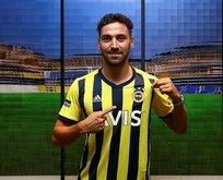 Sinan Gümüş'den Fenerbahçe'ye  3+1 yıllık imza