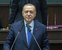 Başkan Erdoğan'dan AK Parti Grup Toplantısı'nda önemli açıklamalar