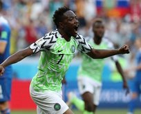 Ahmed Musa Nijeryaya hayat verdi