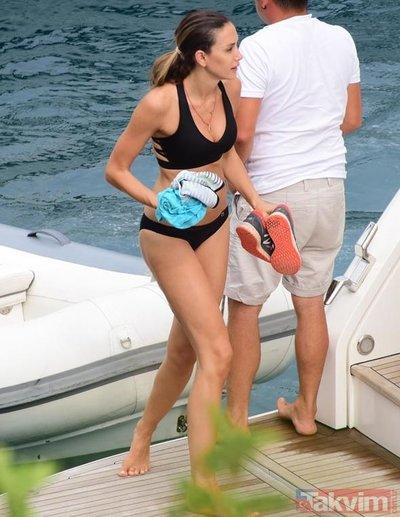 Tekne sırası Emina'da