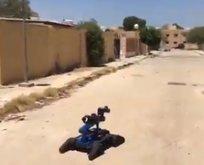 Yerli ve milli robot TMR 2 Kutlu Libya'da!