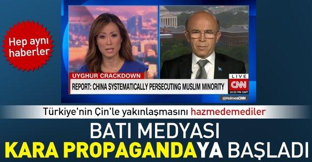 Batı medyası kara propagandaya başladı
