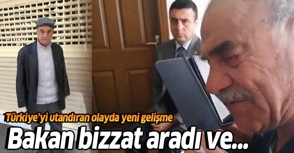 Sosyal medyada tepki çeken video sonrası flaş gelişme! Bakan Soylu o vatandaş ile görüştü