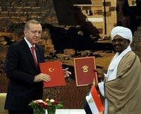 Türkiye ile Sudan arasında 21 anlaşma