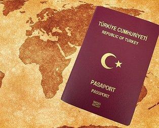 Türk vatandaşlarından vize istemeyen ülkeler! (2018 güncel liste)