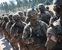 Kral Selman onayladı! ABD askeri girecek