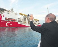 Doğu Akdeniz'de patron Türkiye