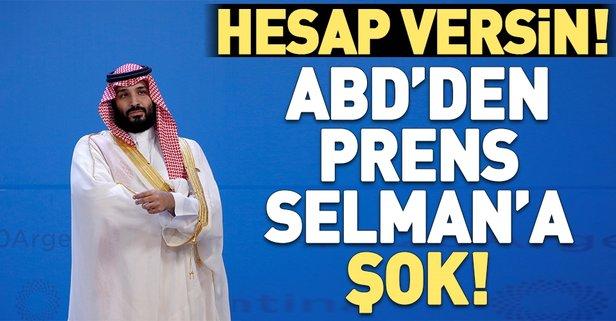 Kaşıkçı cinayetinde Prens Selman sorumlu tutuldu