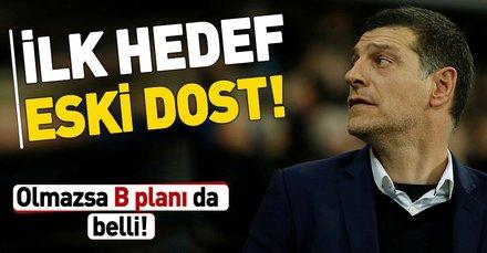 Beşiktaş'ta ilk aday Bilic
