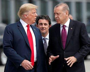 Trump FETÖcü papaz için Erdoğana ağladı