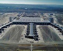 Yeni Havalimanı üzerinde uçuş yasak!