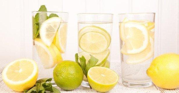 Kanserin ilacı bol oksijen ve limon suyu