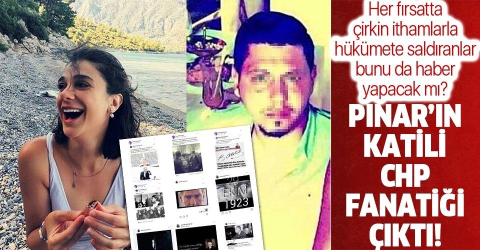 Son dakika: Pınar Gültekin'in katil zanlısı Cemal Metin Avcı CHP'li çıktı