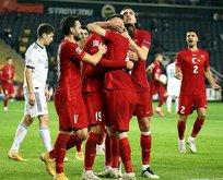 A Milliler sahasında Rusya'yı mağlup etti!