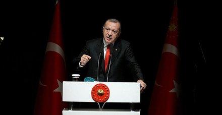 Başkan Erdoğan: Tarih oldular