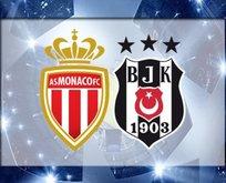 Monaco-Beşiktaş maçı ne zaman, hangi kanalda?