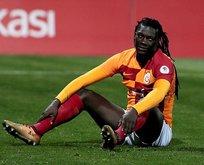 Galatasarayda Gomis kadroda yok