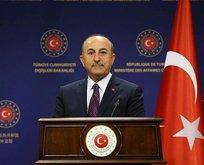 Bakan Çavuşoğlu açıkladı: Yunanistan ile mutabık kalındı