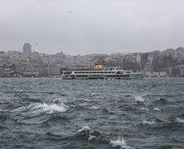 İstanbul'da kar beklerken Meteorolojiden flaş uyarı