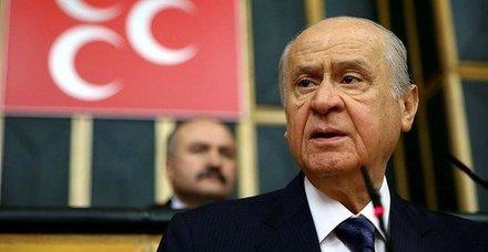 Devlet Bahçeli'den son dakika Kılıçdaroğlu açıklaması